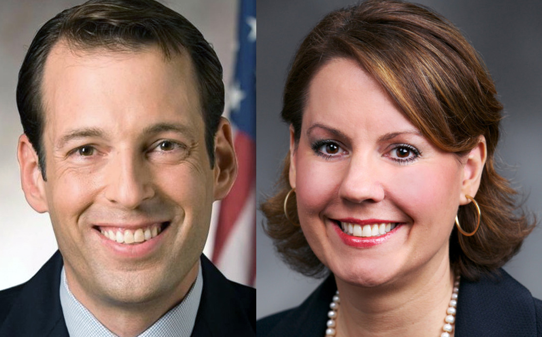 Senators Andy Billig and Ann Rivers - League of Education Voters